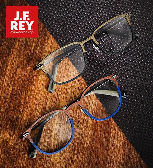 866d543d84b105 30 jaar J.F. Rey brillen  innovatie als drijvende kracht